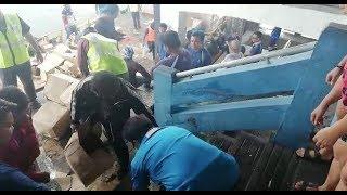 Water supply disruption in Pulau Ketam
