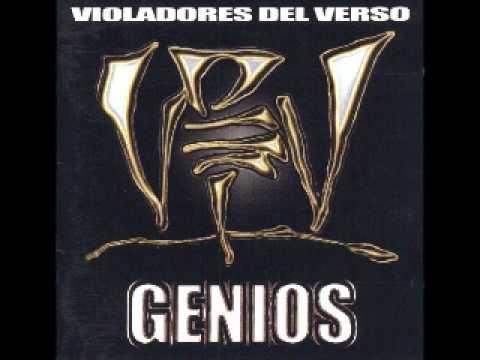 A solas con un ritmo - Violadores del Verso (Kase.O)  [Genios] 1999
