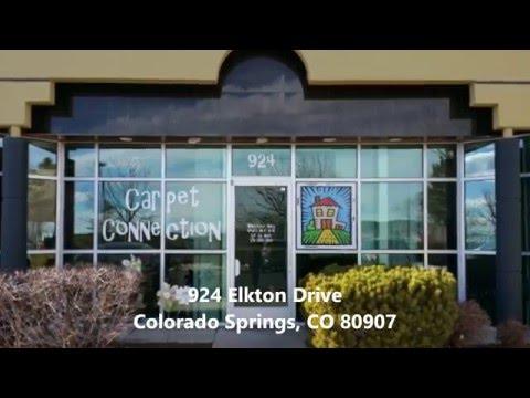 Tour of Carpet Connection Design Center