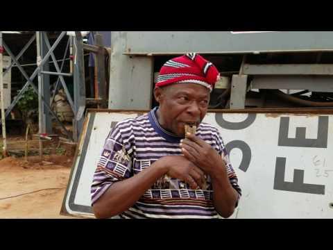 Igbo Masquerades - Oja Flute