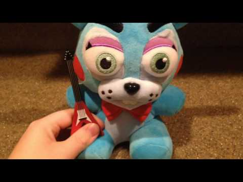 Five Nights at Freddy's Shorts 2: Toy Bonnie Voice (By David Near)