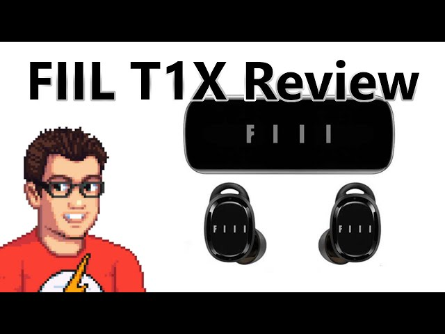 FIIL T1X Review - An Exceptional $50 Pair Of Wireless Earbuds