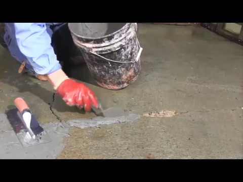 Fill Up Cracks and Craters with a Resurfacer