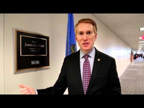 Senator Lankford Shows DC Office Transition