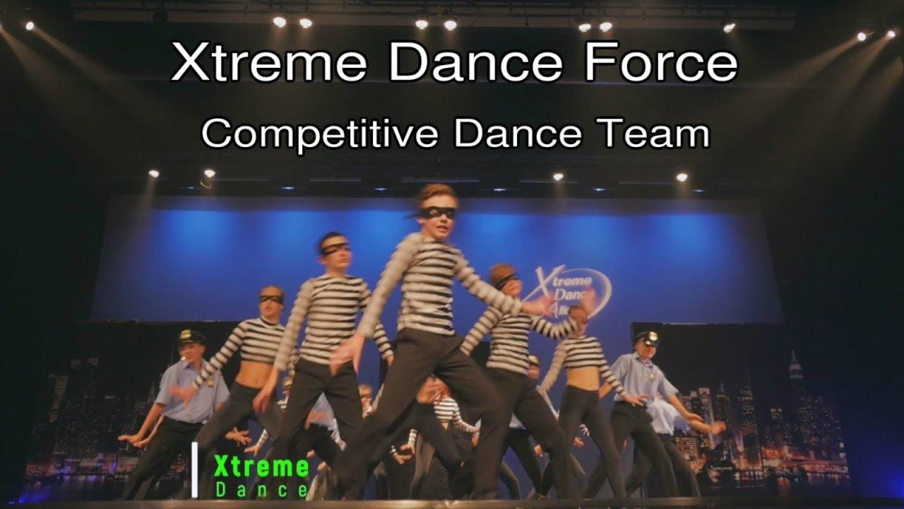 Competitive Dance Teams Near Me   Xtreme Dance Force ...