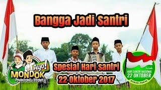 Download Mp3 Bangga Jadi Santri - Lagu Santri Untuk Hari Santri 2017