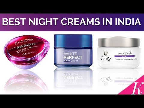 10-best-night-creams-in-india-with-price-|-night-creams-for-indian-and-asian-skin-types-|-2017