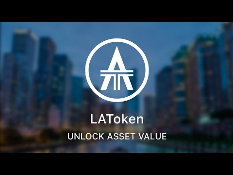 LAtoken : Tokenising Real World Assets