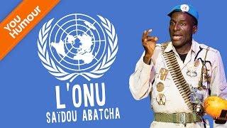 SAÏDOU ABATCHA - L'ONU