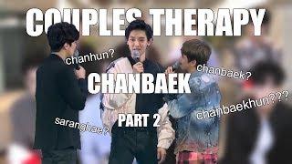 EXO Couples Therapy ---Chanbaek--- Part 2