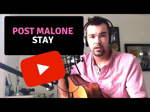 Post Malone - Stay (Cover) - François...