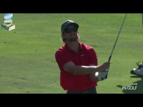 Patrick Rodgers' Best Golf Swing All Week 2015 Barracuda PGA Tournament