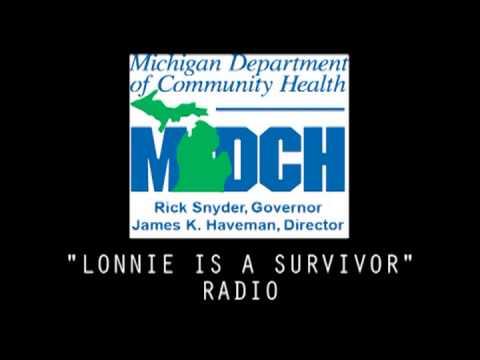 """""""Lonnie is a Survivor"""" Radio PSA"""