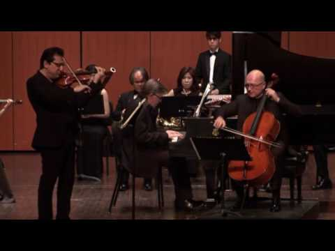 NOBILIS Trio - Allifranchini, Bagratuni, Prutsman, and  Hearts Of Vision Chamber Orchestra