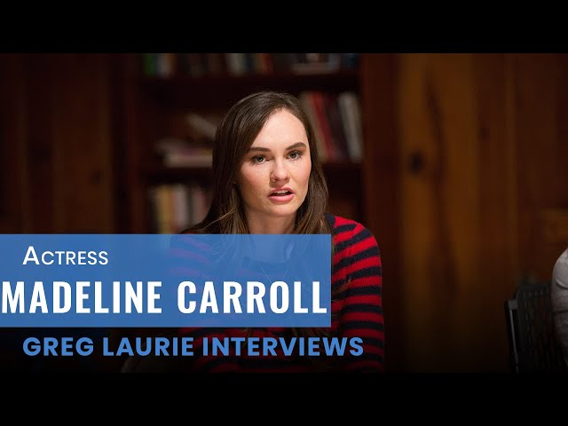 Madeline Carroll Interview: Icons of Faith Series