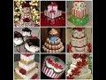 Decorate A Beautiful Christmas Cake