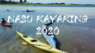 NASU | 2020 Kayaking | Ocean, River and Lake