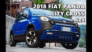 2018 Fiat Panda City Cross 4x4