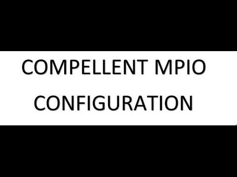 Dell Compellent Storage MPIO Multipath Configuration