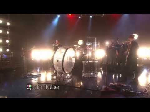 Imagine Dragons - Ellen Show Perform 'I...