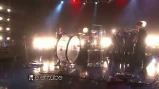 Imagine Dragons - Ellen Show Perform 'I Bet My Life' [Altyazılı]