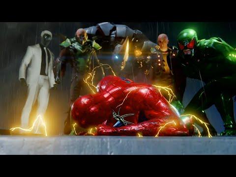 Человек-паук против Зловещей Шестёрки ► Marvel's Spider-Man ► Прохождение #13