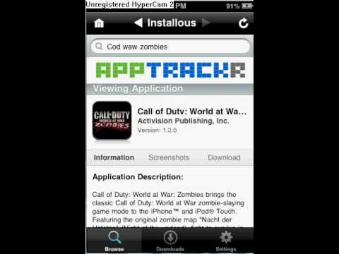 How to get cod waw zombies new map free on ipod touch youtube how to get cod waw zombies new map free on ipod touch gumiabroncs Choice Image