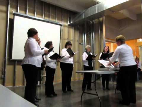 Thorndike Press Christmas Choir 2013