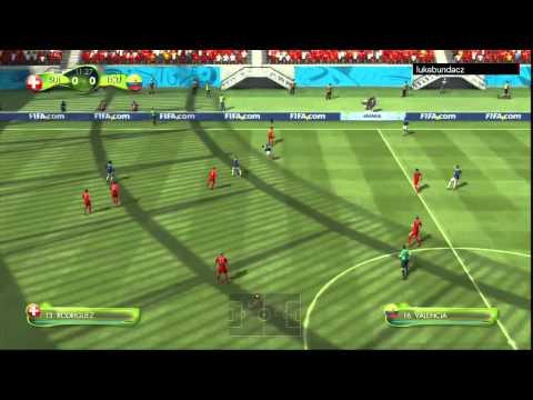 FIFA World Cup Brazil 2014 CZ PS3  pár dojmů ze hry