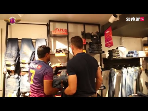 Team Rising Pune Supergiant on a Shopping Spree