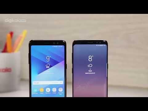 Samsung galaxy  A8 & S8 compressions