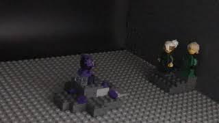 Lego Ninjago Scene Recreation Season 8 Game Of Masks Lloyd Vs Harumi