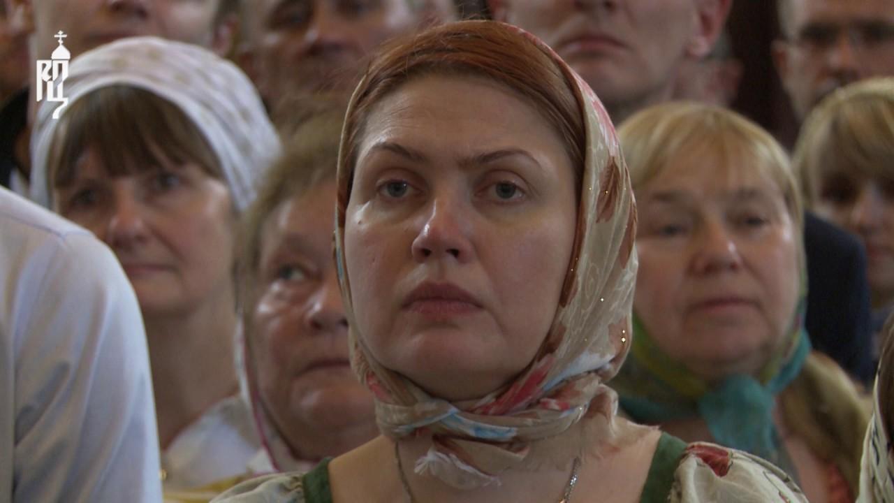 Проповедь Патриарха Кирилла в Неделю 2-ю по Пятидесятнице, Всех святых, в земле Русской просиявших