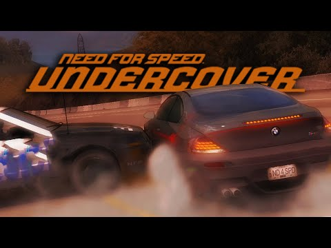 NFS UNDERCOVER / RANDOM MOMENTS