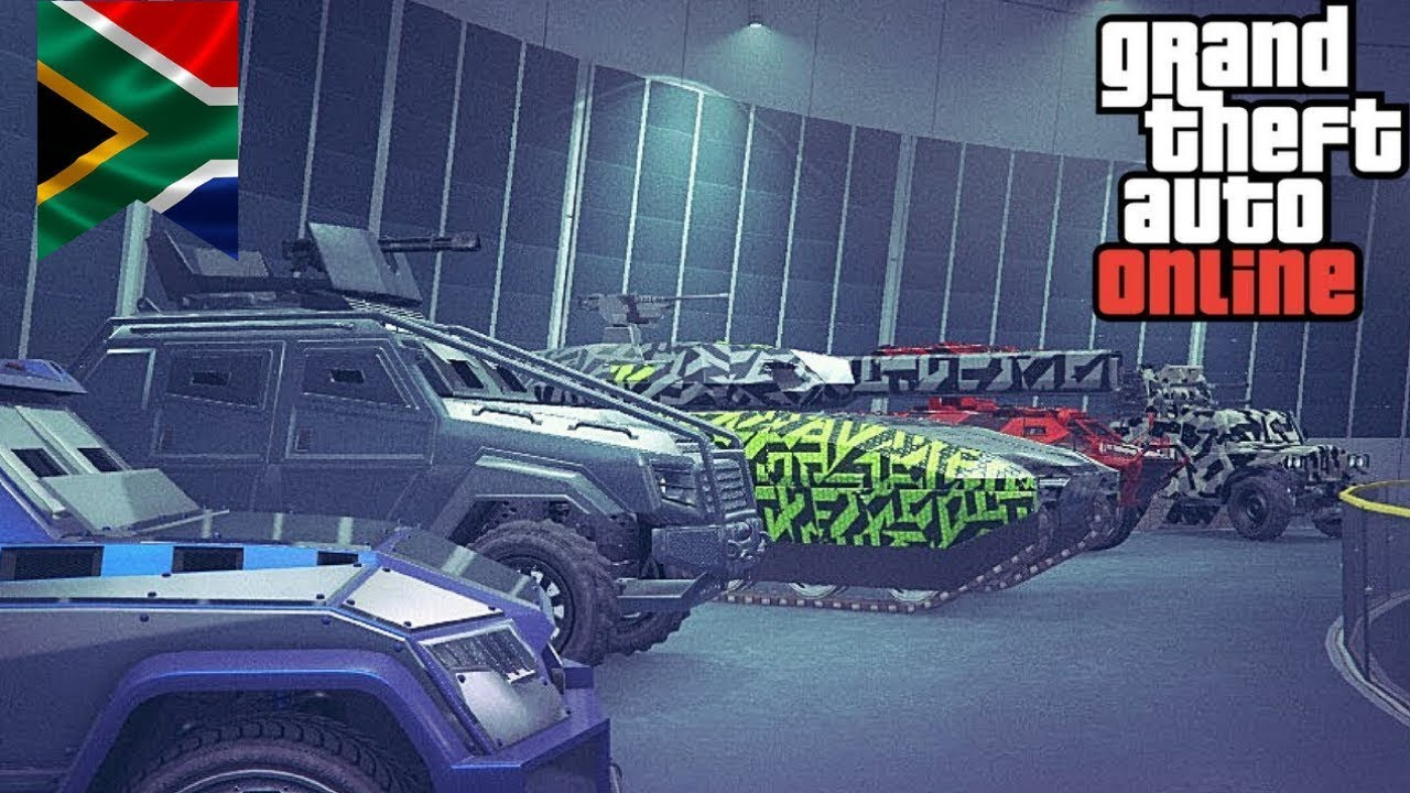 GTA 5 - One man Army | Best Weaponized Vehicles In GTA 5 Online | Deady GTA Cars Showcase