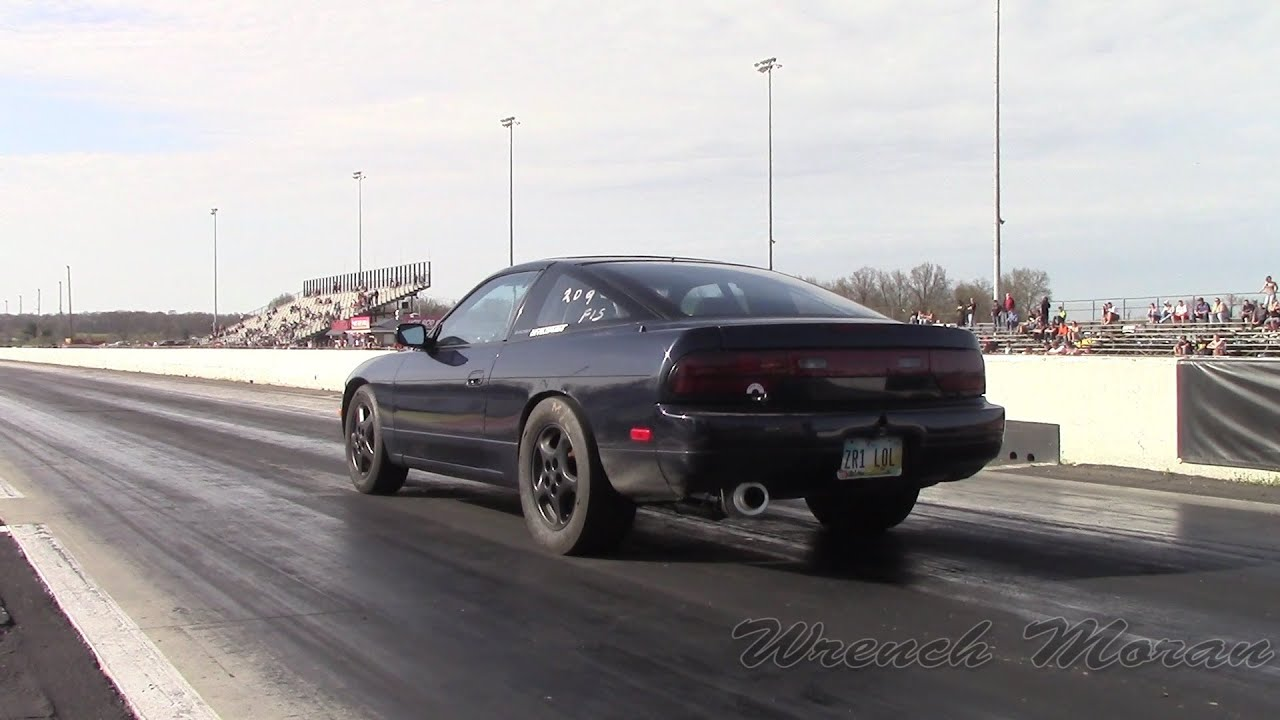 S13 Turbo 240sx Drag Racing Import Face Off Ifo 2014 Youtube
