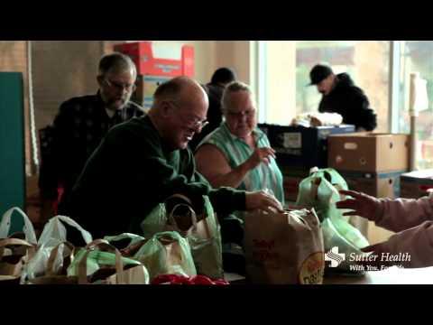 Sutter Health Community Benefit Highlights (2010)