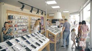 Где купить новый смартфон по выгодной цене и даже в рассрочку?(Недавно в северной столице нашей страны – городе Бельцы, открылся новый магазин Moldcell, расположенный в само..., 2016-08-11T13:19:10.000Z)