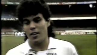 SPFC - Cilinho lança garotos da base - Globo Esporte 1987