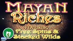Mayan Riches classic slot machine