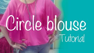 ♥ How to make a circular top ☁