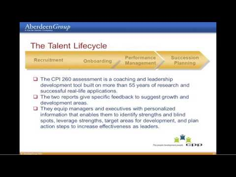 Be Better at Assessing and Developing Talent: Strategies for the Employee Lifecycle