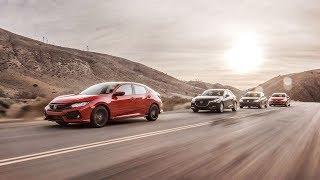 AMAZING!! Battle Chevrolet Cruze vs Honda Civic, Hyundai Elantra, Mazda 3, Nissan Sentra