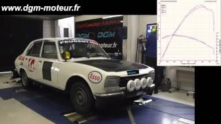 PEUGEOT 504 GL 2.0L - Dijon Gestion Moteur