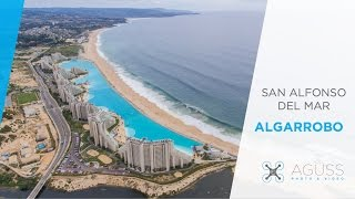 The Largest Pool In The World - San Alfonso del Mar