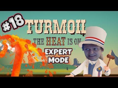 Turmoil - The Heat Is On # 18 - Im Schlaf verdient man nichts