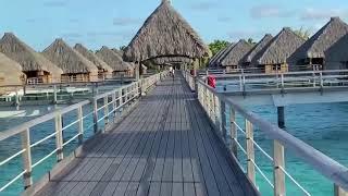 Biking, Waterbiking, and Kayaking in St. Regis, Bora Bora