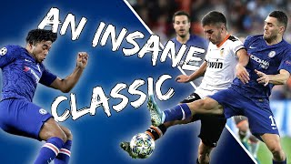 Chelsea 2 - 2 Valencia | An INSANE Football Match In Spain!