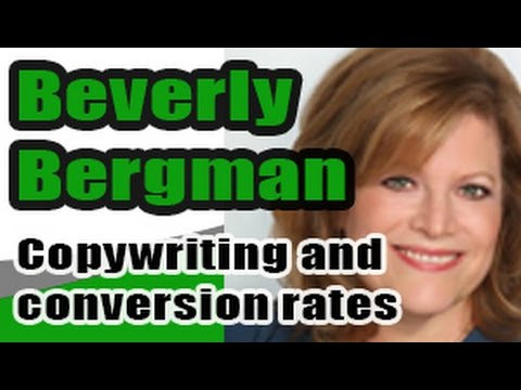 Beverly Bergman- 7 Copywriting Secrets from the pros | #SBSS