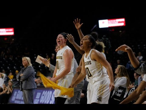Women's Basketball: SMU at Wichita State Full Game Archive